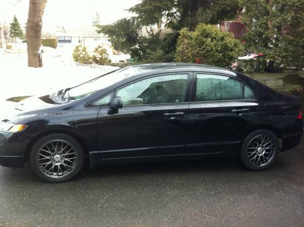 2006 Honda Civic DX-G Sedan- Mags, A/C - $6400