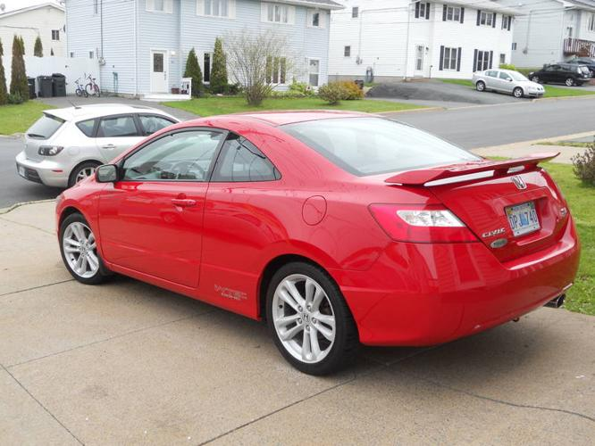 2006 Honda Civic Si Coupe MUST SELL!