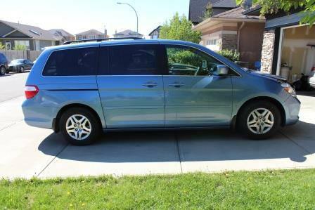2006 Honda Odyssey - $14995