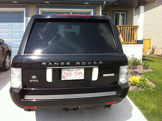2006 land rover range rover westminster suv for sale in. Black Bedroom Furniture Sets. Home Design Ideas