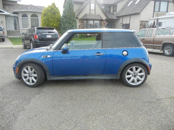 2006 MINI Mini Cooper S Coupe. Moving MUST SELL!!