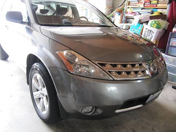 2006 Nissan Murano SL SUV - $7800