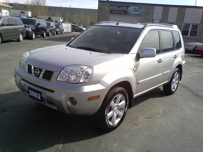 2006 nissan x trail le suv safety and e test very clean 12800 for sale in kitchener ontario. Black Bedroom Furniture Sets. Home Design Ideas