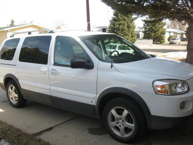2006 Pontiac Montana Minivan