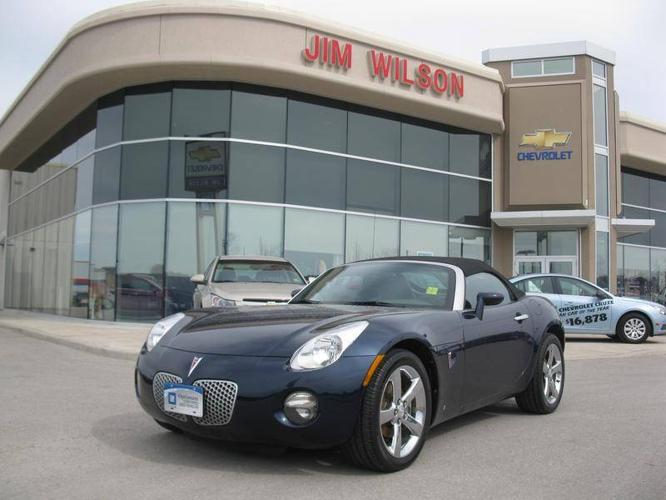 Solstice Car For Sale Ontario