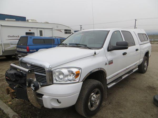 2006 Ram 3500 Turbo Diesel For Sale In Kelowna British