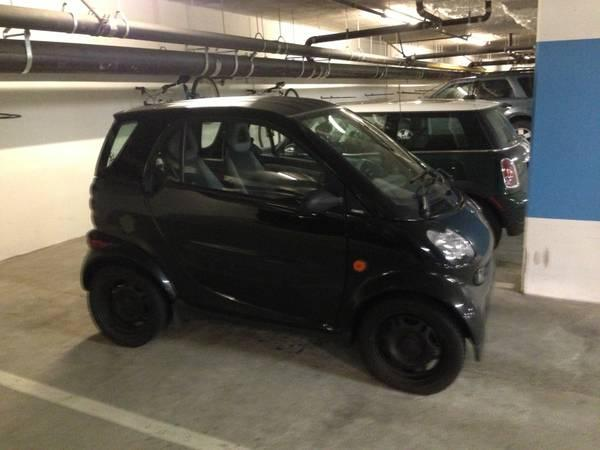 2006 Smart fortwo CDI - $5700