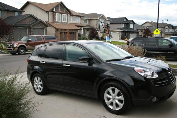 2006 subaru tribeca limited suv for sale in okotoks alberta all cars in. Black Bedroom Furniture Sets. Home Design Ideas