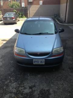 2006 Suzuki Swift - $3500