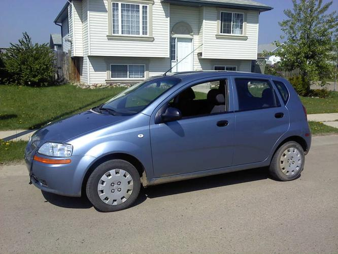 2006 suzuki swift hatchback for sale in sylvan lake alberta all cars in. Black Bedroom Furniture Sets. Home Design Ideas