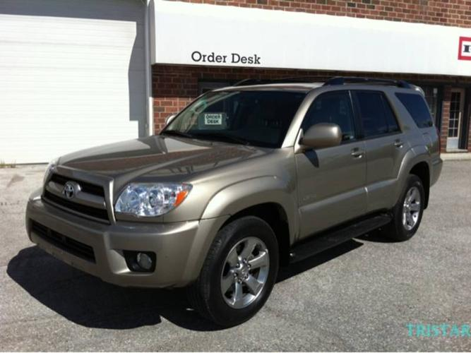 2006 toyota 4runner limited 4x4 leather sunroof sold for sale in calgary alberta. Black Bedroom Furniture Sets. Home Design Ideas