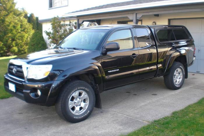2006 toyota tacoma access cab sr5 trd off road for sale in abbotsford british columbia all. Black Bedroom Furniture Sets. Home Design Ideas