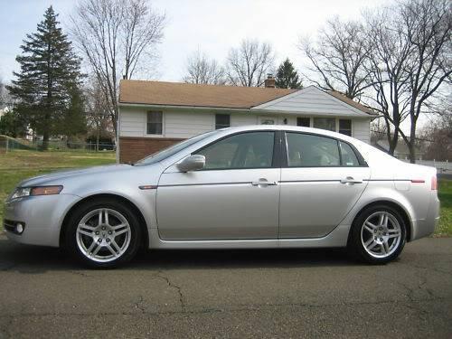 2007 Acura TL 4dr Sedan - $7390