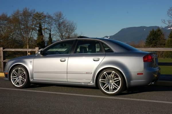 2007 Audi RS4 **48,000 KM's** - $43000