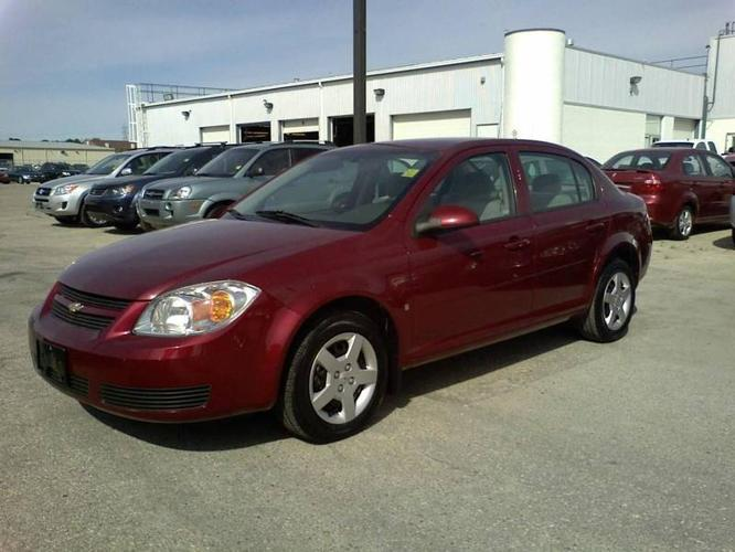 2007 chevrolet cobalt for sale in winnipeg manitoba all cars picture to pin on pinterest thepinsta. Black Bedroom Furniture Sets. Home Design Ideas