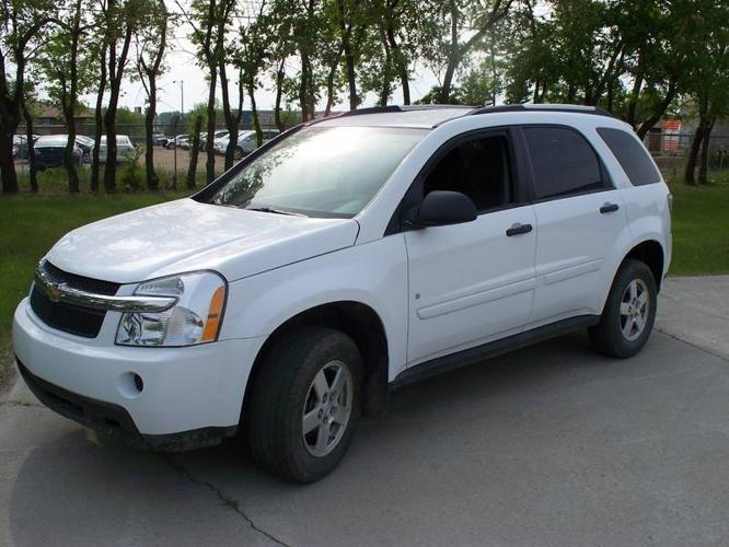 2007 chevrolet equinox ls suv awd for sale in saskatoon. Black Bedroom Furniture Sets. Home Design Ideas