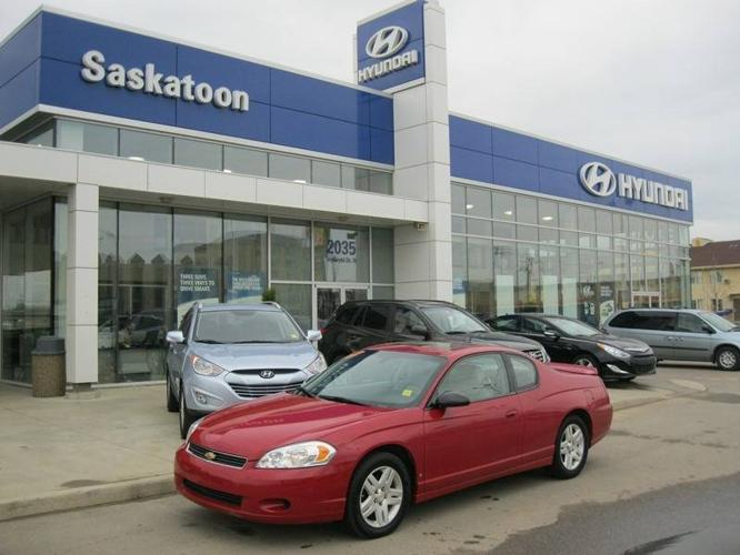 2007 chevrolet monte carlo 3 5 lt auto for sale in saskatoon saskatchewan all cars in. Black Bedroom Furniture Sets. Home Design Ideas