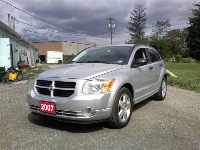 2007 dodge caliber sxt fwd for sale in london ontario all cars in. Black Bedroom Furniture Sets. Home Design Ideas