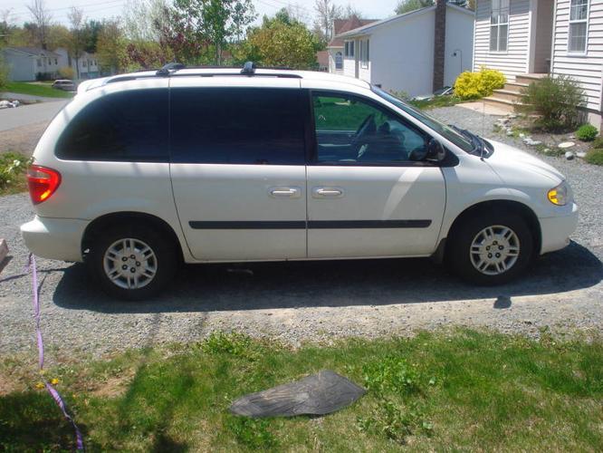 2007 Dodge Caravan Minivan