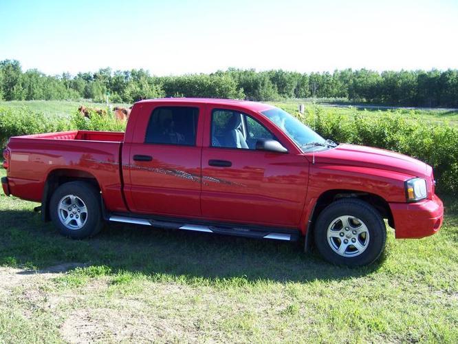 2007 Dodge Dakota Pickup Truck