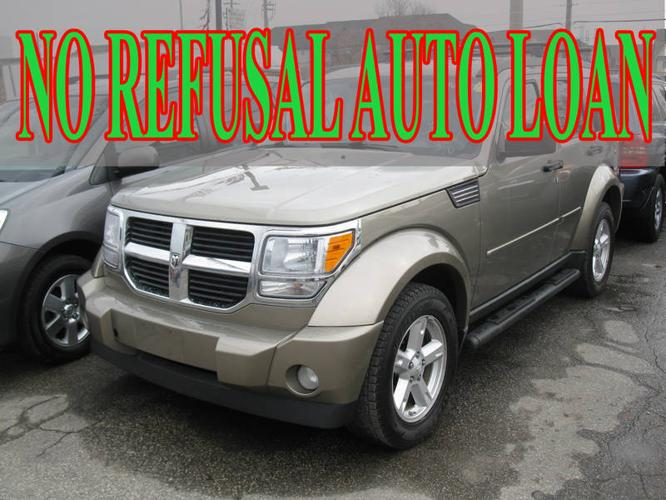 2007 Dodge Nitro Get Approved And Driving Today 100% 4.9%OAC
