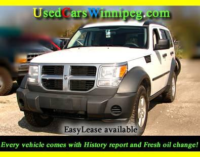 2007 Dodge Nitro - Safetied - $5999