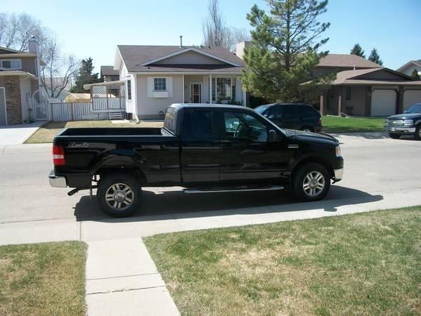 2007 F-150 4x4 extended cab - $15900
