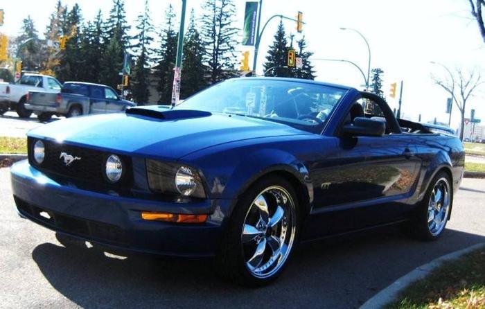 2007 ford mustang gt convertible tastefully upgraded for sale in saskatoon saskatchewan all. Black Bedroom Furniture Sets. Home Design Ideas