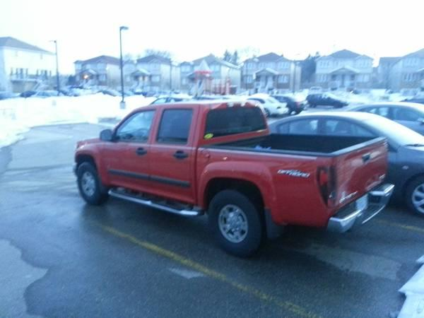 2007 GMC Canyon CREW Cab -MUST GO!! - $13000