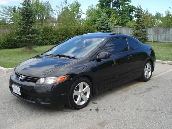 2007 honda civic ex coupe for sale in fort mcmurray alberta all. Black Bedroom Furniture Sets. Home Design Ideas