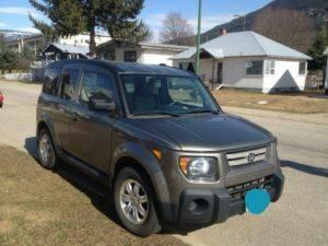 2007 honda element awd price drop 12500 for sale in kelowna british columbia all cars in. Black Bedroom Furniture Sets. Home Design Ideas