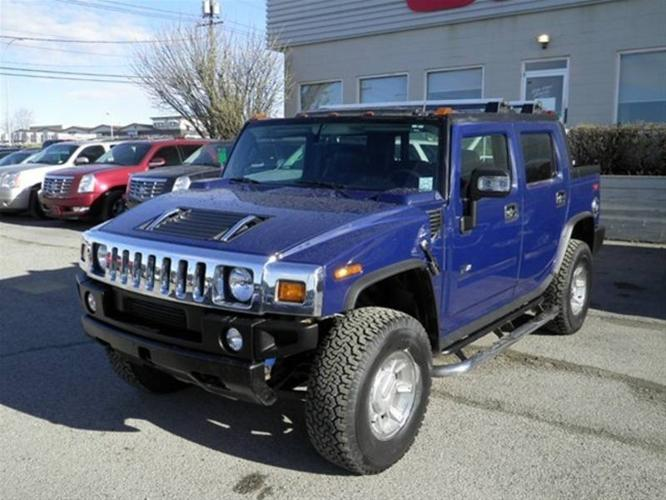 2007 Hummer H2 6.0 SUT 4WD AUTO