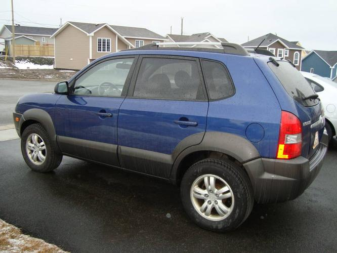2007 hyundai tucson gls awd suv for sale in conception bay south newfoundland all cars in. Black Bedroom Furniture Sets. Home Design Ideas