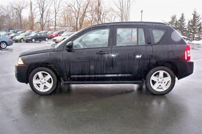 2007 Jeep Compass 2.4 4WD