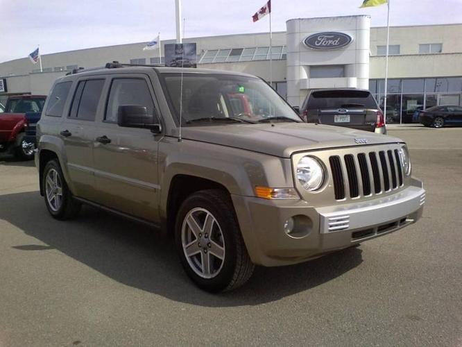 2007 jeep patriot for sale in saskatoon saskatchewan all cars in. Black Bedroom Furniture Sets. Home Design Ideas