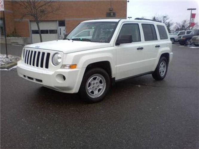 2007 Jeep Patriot Sport Edition SUV
