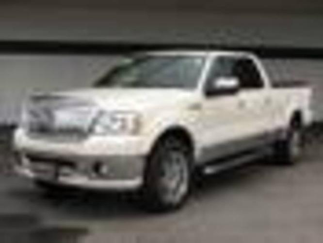 2007 Lincoln Mark LT Elite