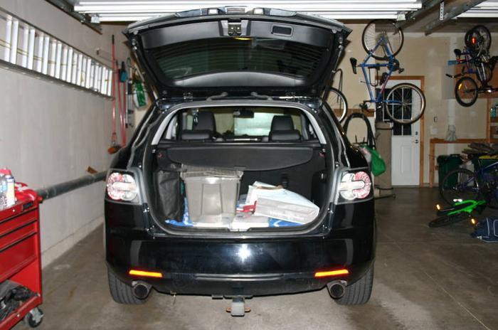 2007 Mazda CX-7 SUV