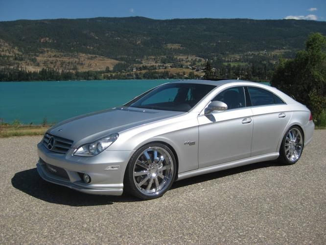 2007 mercedes benz cls class 63 amg sedan for sale in for 2007 mercedes benz cls