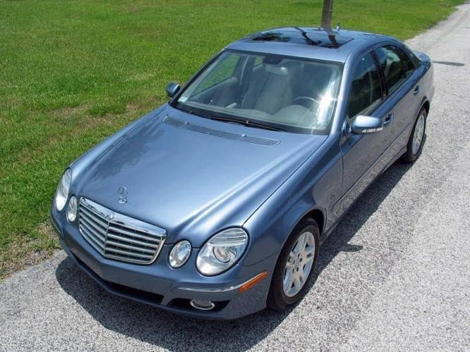 2007 mercedes benz e class bluetec diesel for sale in for Ontario mercedes benz
