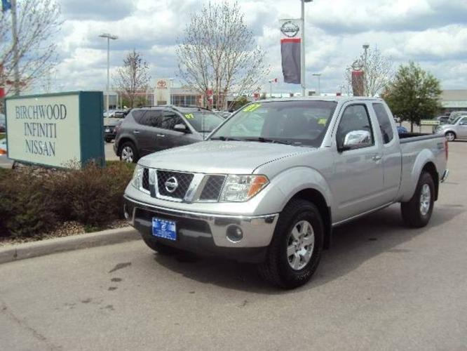 2007 nissan frontier 4 0 nismo king cab 4x4 for sale in winnipeg manitoba all cars in. Black Bedroom Furniture Sets. Home Design Ideas