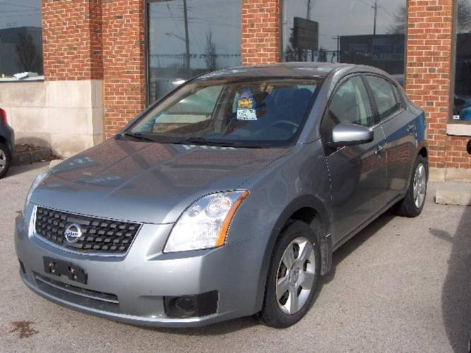 2007 nissan sentra 2 0 s only 55 000 kms loaded clean carproof for sale in london ontario. Black Bedroom Furniture Sets. Home Design Ideas