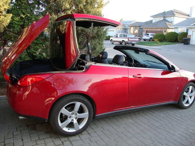 2007 pontiac g6 gt hard top convertible for sale in saskatoon saskatchewan all cars in. Black Bedroom Furniture Sets. Home Design Ideas