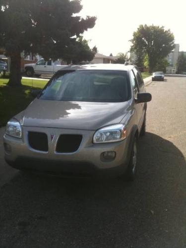 2007 Pontiac Montana Minivan