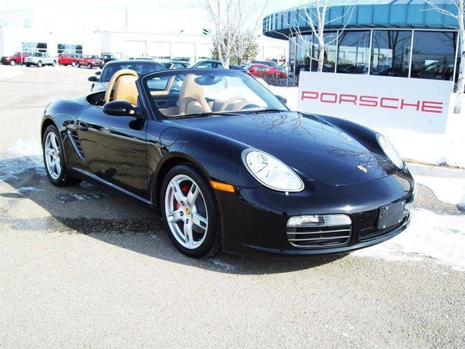 2007 porsche boxster for sale in saskatoon saskatchewan all cars in. Black Bedroom Furniture Sets. Home Design Ideas