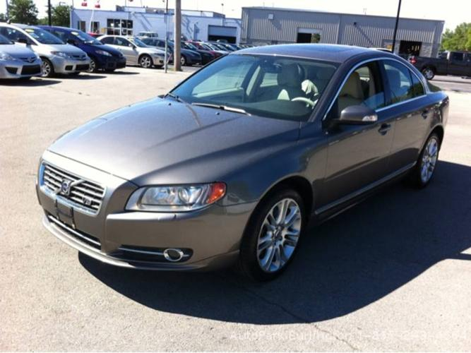 2007 volvo s80 v8 4dr sdn v8 for sale in burlington. Black Bedroom Furniture Sets. Home Design Ideas