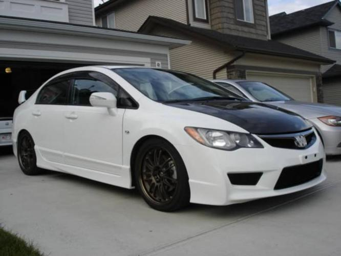 2008 Acura Csx Type S Sedan For Sale In Calgary Alberta
