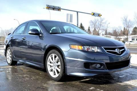 2008 Acura TSX with NAVI/Body Trim/Spoiler... THE WORKS