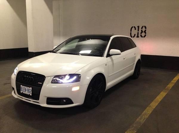 2008 Audi S-Line Titanium - $19500