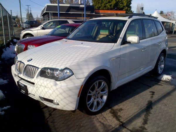 2008 bmw x3 3 0 si m sport package 26888 for sale in. Black Bedroom Furniture Sets. Home Design Ideas